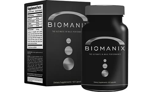 Биоманикс оказывает положительное действие при отсутствии полового влечения, преждевременной эякуляции, вялая эрекции, снижение потенции