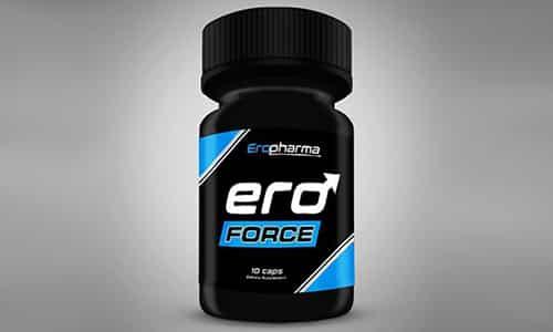 Ero Force нормализует гормональный фон, устраняет причины снижения потенции, повышает уровень стрессоустойчивости, что положительно сказывается на физической выносливости мужчины