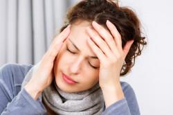 Головная боль -  симптом интоксикации организма при ангине