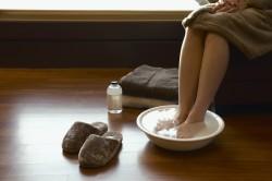 Горячие ванны для ног