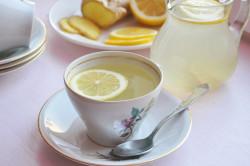 Горячий чай для лечения кашля при фарингите