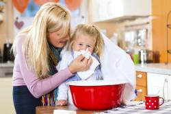 Лечение горла ингаляциями