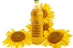 Подсолнечное масло для профилактики запоров