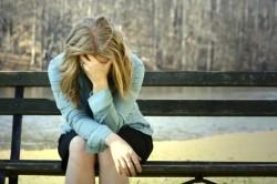 Депрессия - одна из причин запора