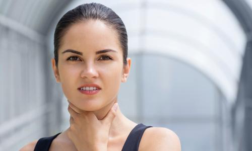 Проблема болезни горла при беременности