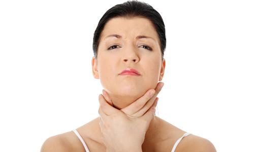 Проблема соплей в горле