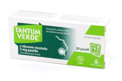 Тантум Верде для лечения фарингита