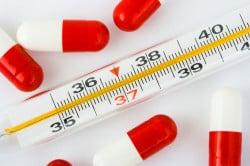 Температура - симптом стрептококковой инфекции
