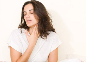 Лечение вирусного заболевания горла