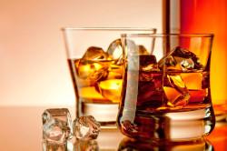 Алкоголь-причина слизи в горле