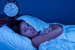 Плохой сон - одна из причин булькания в животе