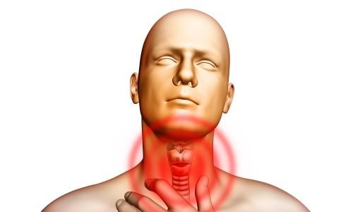 Проблема боли в горле при тонзиллите