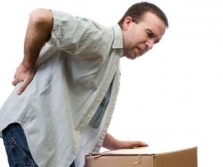 Физическая перегрузка - одна из самых частых причин боли