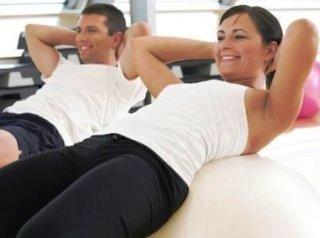ЛФК - неотъемлемая часть лечения болей в спине
