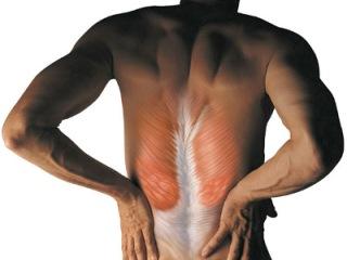 Причиной боли в спине могут быть различные травмы