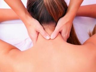 Если боль - от усталости, хорошо помогает массаж