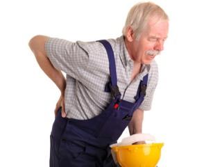 Различные причины болей в спине