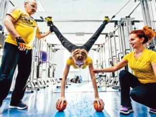 Упражнения восстанавливают опорно-двигательные функции