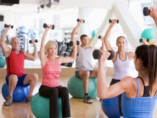 Физкультура - главный метод профилактики и лечения