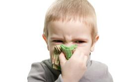 Длительный насморк у ребенка-причина аденоидов