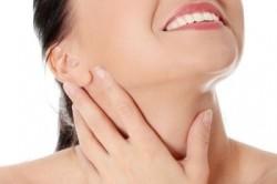 Шейный остеохондроз как причина возникновения комка в горле