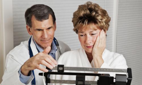 Похудение при нарушении работы щитовидной железы