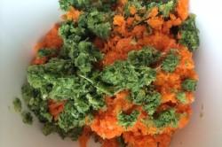 Прием перед едой жмых овощей