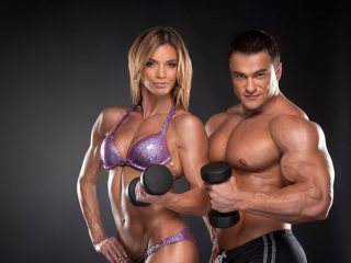 Форма грудной клетки у мужчин и женщин разная
