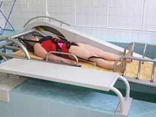Вытяжка позвоночника - один из методов лечения грыжи