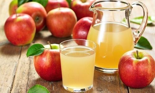 Яблочный кисель из плодов сладких сортов без сахара можно вводить в рацион сразу после окончания лечебного голодания
