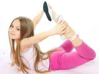 Детям хорошо помогает гимнастика