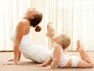 йога для лечения сколиоза