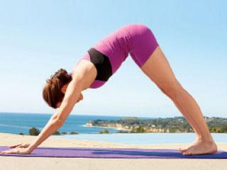 йога упражнения для позвоночника