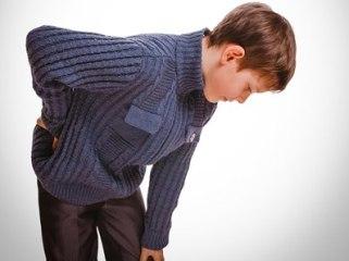 Современные подростки все чаще подвержены остеохондрозу
