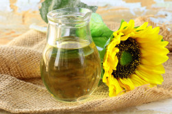 Польза подсолнечного масла при запорах