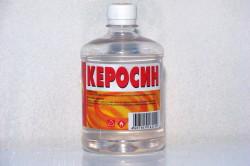 Польза керосина для горла