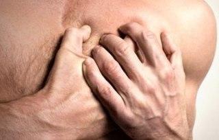 Кифоз может развиться после травмы груди