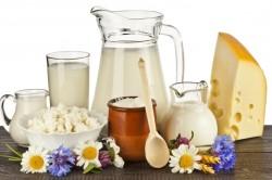 Кисломолочные продукты для лечения запора