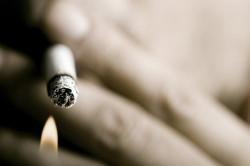 Курение - одна из причин появления гастрита