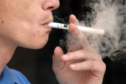 Курение - причина болей в горле
