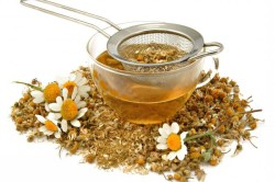 Травяной чай для горла