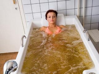 Горчичная ванна от радикулита
