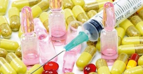 Лекарственные препараты против аллергии