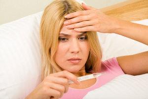 Наиболее распространенные симптомы воспаленных лимфоузлов.