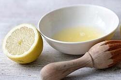 Польза лимона для горла