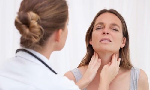 Нарушение функции щитовидной железы при мкседеме