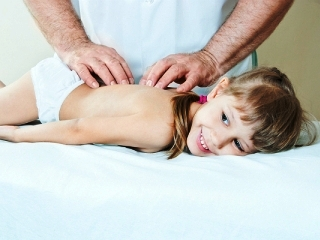 Положение пациента при массаже