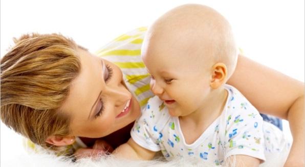 У здоровых мам здоровые дети