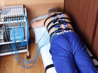 Очень эффективный метод - электрофорез с карипазимом
