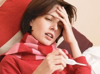 Первый признак воспаления - высокая температура